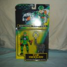 BATMAN FOREVER - RIDDLER W/BRAIN DRAIN HELMET  action figure - NEW