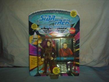 STAR TREK THE NEXT GENERATION - Lore -  Action Figure - New