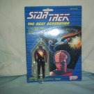 Galoob Star Trek the Next Generation Lieutenant Commander Worf action figure - New