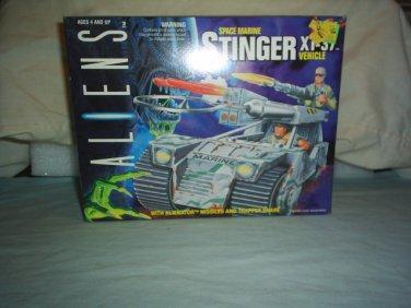 1992 Kenner Aliens Space Marine Stinger XT-37 vehicle - NEW