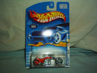 HOT WHEELS First Editions BLAST LANE collection No. 096 Motorcycle NEW