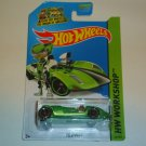 HOT WHEELS First Editions TWIN MILL - HW WORKSHOP COLLECTION  die cast vehicle