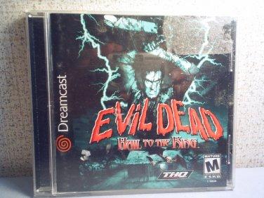 EVIL DEAD - Hail To The King - SEGA DREAMCAST VIDEO GAME