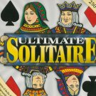 Ultimate Solitaire Over 250 Games PC CD-Rom JC (Free Shipping)