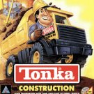 Tonka Construction New! Mac/PC (Free USA Shipping)