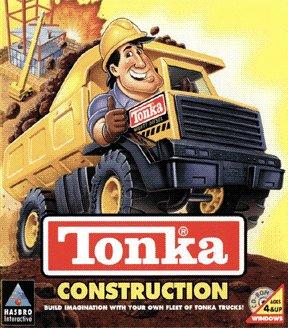 Tonka Construction New! Mac/PC (Free USA Shipping)