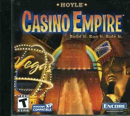Hoyle Casino Empire  PC Game New ! Free Shipping