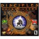 (Free Shipping) Disciples Sacred Land PC game