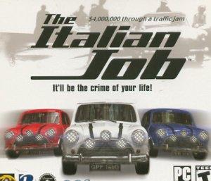 The Italian Job PC-Cd NEW! (Free Shipping)