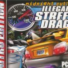 Midnight Outlaw Illegal Street Drag Nitro Edition PC-CD New! (Free Shipping)
