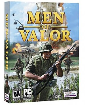 Men Of Valor PC Game (Free Shipping)
