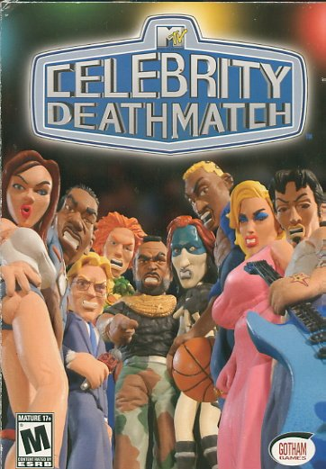Celebrity Deathmatch PC-Game Free Shipping