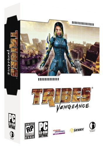 Tribes Vengeances Windows XP/ME/2000/98 (Free Shipping)