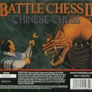 Battle Chess 2 Chinese Chess 95/98/Me/ XP (New ! Free Shipping)