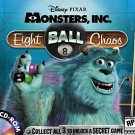 Disney/Pixar's Monsters, Inc. Wreck Room Arcade: Eight Ball Chaos PC/MAC Free Shipping