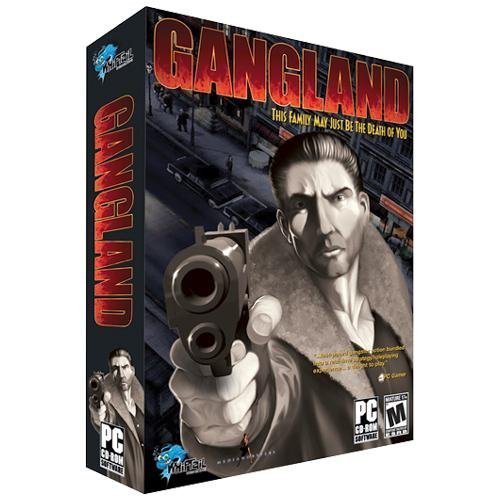 Gangland PC Game (New) Free Shipping