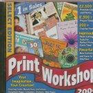 Print Workshop 2004 PC (Free Shipping)