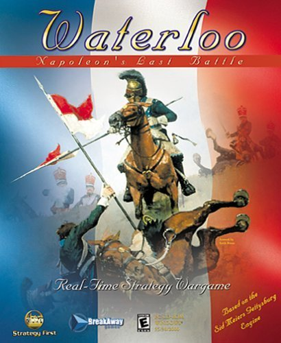 Waterloo Napoleon The Last Battle PC Game New ! Free Shipping