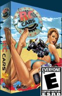 RC Cars PC Game (Free Shipping)