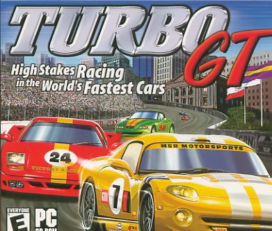 Turbo GT World Fastest Car PC-Game JC (Free Shipping)
