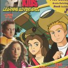 (Free Shipping) Spy Kids The Underground Affair Software/Workbook Combo