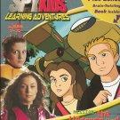 (Free Shipping) Spy Kids The Underground Affair Software/Workbook Combo