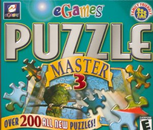 Puzzle Master 3 PC Game (Free Shipping)