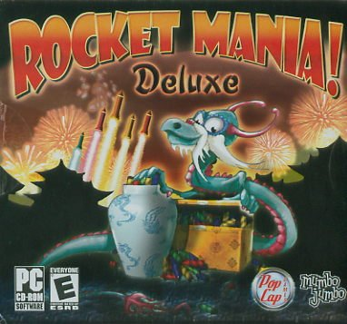Rocket mania Deluxe PC (Free Shipping)