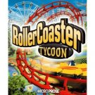 ROLLER COASTER TYCOON PC GAME -NEW-FREE SHIPPING-