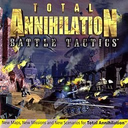 TOTAL ANNIHILATION BATTLE TACTICS -NEW- FREE SHIPPING-