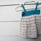 PDF Crochet Pattern for Baby Belle Dress