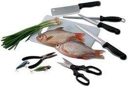 Maxam Fisherman's Set
