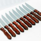 Chef's Secret 10pc Steak Knife Set