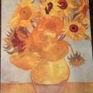 SUNFLOWERS Fine Art Print Repro by Artist VINCENT VAN GOGH