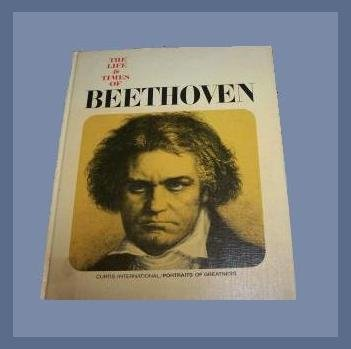The Life & Times of BEETHOVEN ~ Coffee Table Hardback Book ILLUSTRATED BIOGRAPHY - MUSIC COMPOSER