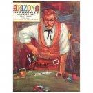 Arizona Highways Magazine - GUNSLINGERS of the OLD WEST - WYATT EARP - Nov 1958 - Vol. XXXIV, No. 11