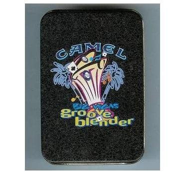 Camel Big Vegas Groove Blender Cigarette Tin