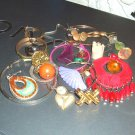 Group2 - Vintage LOT of Single Earrings for Jewelry Making Arts Crafts Projects Jewelry Repair