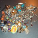 Group5 - Vintage LOT of 22 Single Earrings for Jewelry Making Arts Crafts Projects Jewelry Repair