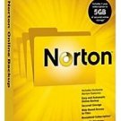 Norton Online Backup 5GB for Windows and Mac Computers