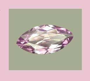 AMETHYST 1.65ct Marquise 11x.5.5mm Lavender Faceted Loose Gemstone 100% Real Natural Genuine