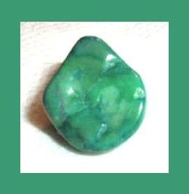9.78ct TURQUOISE Tumbled and Polished Natural Loose Gemstone