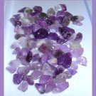 58.47ctw Lot of Mini AMETHYST Tumbled and Polished Natural Loose Gemstones