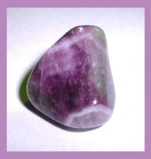 39.74ct AMETHYST Tumbled and Polished Natural Loose Gemstone