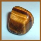 51.67ct GOLDEN TIGER'S EYE Tumbled and Polished Natural Loose Gemstone