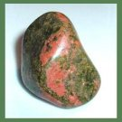Over 60cts UNAKITE Tumbled and Polished Natural Loose Gemstone
