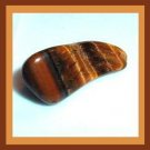 14.90ct GOLDEN TIGER'S EYE Tumbled and Polished Natural Loose Gemstone