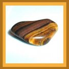 15.34ct GOLDEN TIGER'S EYE Tumbled and Polished Natural Loose Gemstone