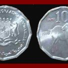 SOMALIA 1976 10 SENTI COIN KM#25 Africa ~ FAO ISSUE ~ BEAUTIFUL!