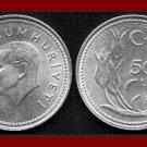 TURKEY 1994 5000 LIRA COIN KM#1025 EURASIA - Mustafa Kemal Ataturk